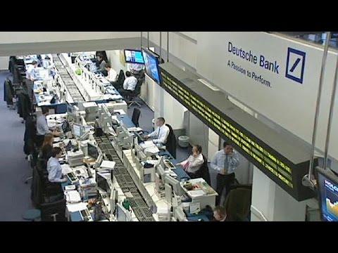 Deutsche Bank: απολύει έναν στους τέσσερις υπαλλήλους της – economy