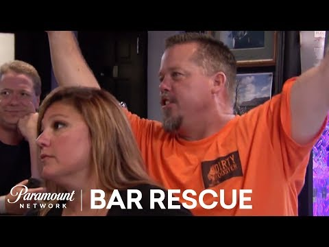 Bar Rescue, Season 4: Drunken Owner Embarrassing Himself