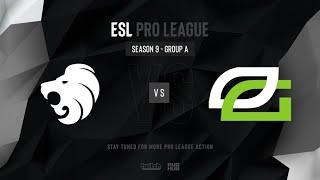 North vs OpTic Gaming - ESL Pro League Season 9 EU- map2 - de_train [Anishared & Gromjkeee]