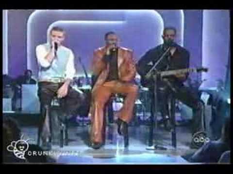 Brian McKnight & Justin Timberlake