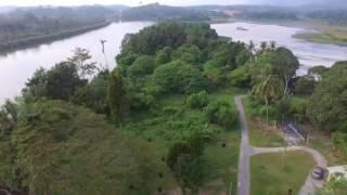 Lenggong Malaysia  city photos gallery : Footage Dji Phantom 3 Standard at Sungai Perak Lenggong Malaysia