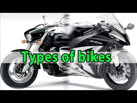 What are the types of motorcycles out there? CP Rider Training Series Episode 2