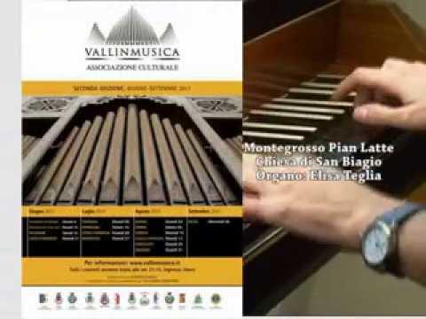 VALLI IN MUSICA : MONTEGROSSO PIAN LATTE