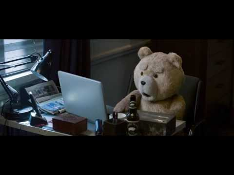 Ted 2 - There's So Much Porn (HD) (видео)