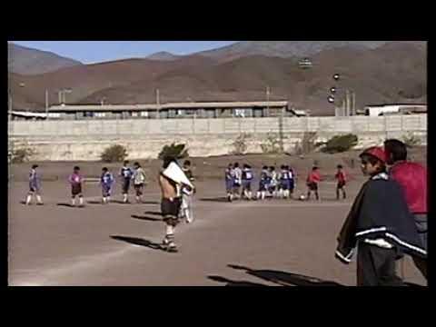 Alexis Sanchez jugando por Taltal