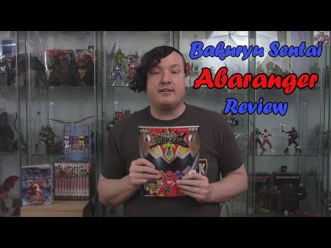 Kaiju no Kami Reviews - Bakuryu Sentai Abaranger (2003) Series