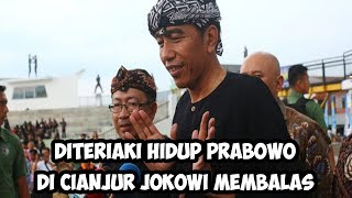 Video Diteriaki 'Hidup Prabowo' di Cianjur, Jokowi 'Membalas' Nggak Tinggal Diam MP3, 3GP, MP4, WEBM, AVI, FLV Maret 2019