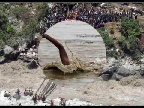 Devastation De Uttarakhand, Himalayas: Landslide, Cloud Burst, Flash Floods, and Himalayan Tsunami