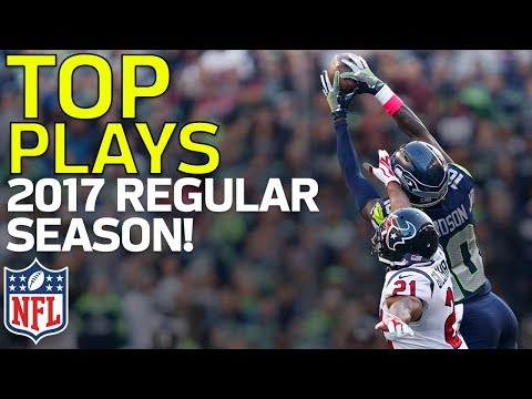 Top Plays of the NFL 2017 Regular Season! | NFL Highlights (видео)