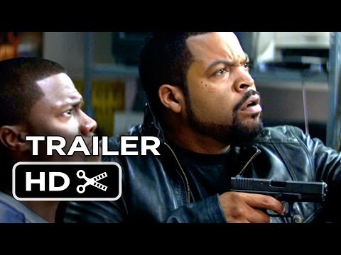 Ride Along Official Trailer #1 (2014) - Kevin Hart, Ice Cube Movie HD