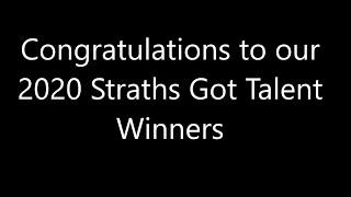 2020 Strath\'s Got Talent Winners