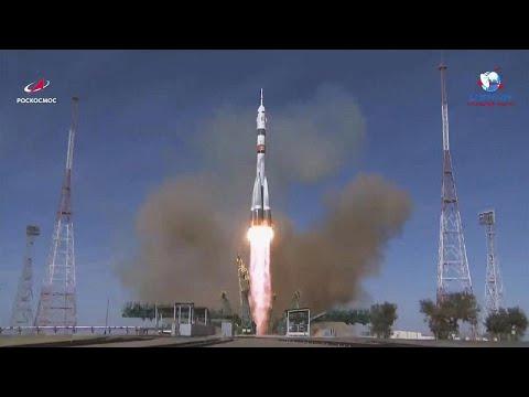 Το Σογιούζ έφτασε στον Διεθνή Διαστημικό Σταθμό σε χρόνο ρεκόρ…