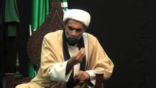Gujarati - 09 SIGNS OF A SHIA & AWARENESS OF ALLAH (SWT). 9 Lecture Shk Moiseraza Momin Ashrae Zaina