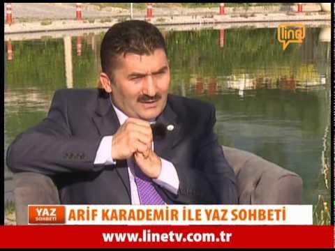 Yaz Sohbeti  -03 Temmuz 2015-  Arif Karademir