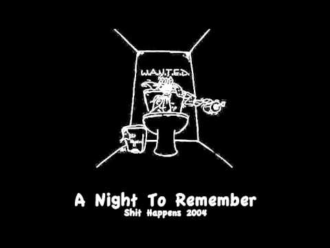 W.A.N.T.E.D. - A Night To Remember