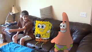 SpongeBob in Real Life Episode 1