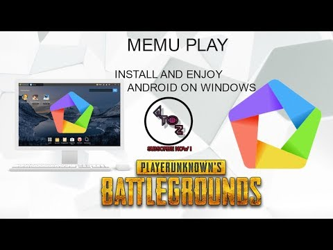How To Install And Download Memu play Android Emulator On PC/Laptop and Mac 100 %