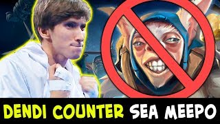 Video Dendi picked WORST COUNTER vs SEA Meepo on mid — he doesn't care MP3, 3GP, MP4, WEBM, AVI, FLV Februari 2019