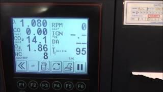 2013 Analisis Gases IES Nº1 Ordes