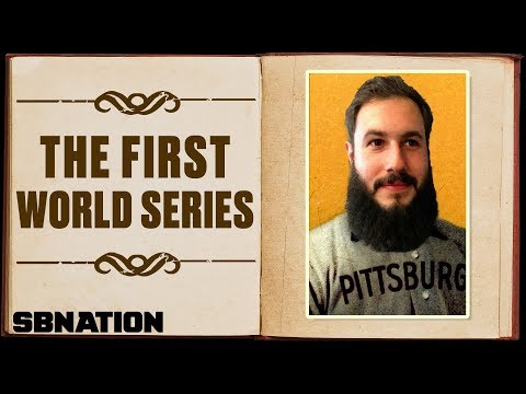 Video: How the first World Series was decided in 8 games | 1st