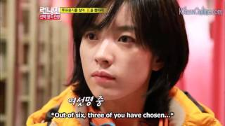 Video Han Hyo Joo gets angry at Lee Kwang Soo because fermented fish MP3, 3GP, MP4, WEBM, AVI, FLV April 2018