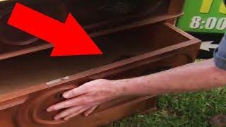 Video Man Who Buys A Dresser For $100 Finds A Secret Drawer With Something Astonishing Inside MP3, 3GP, MP4, WEBM, AVI, FLV Juni 2019
