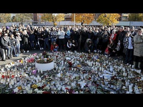 Σουηδία: Κηδεύθηκε ένα από τα θύματα της επίθεσης σε σχολείο
