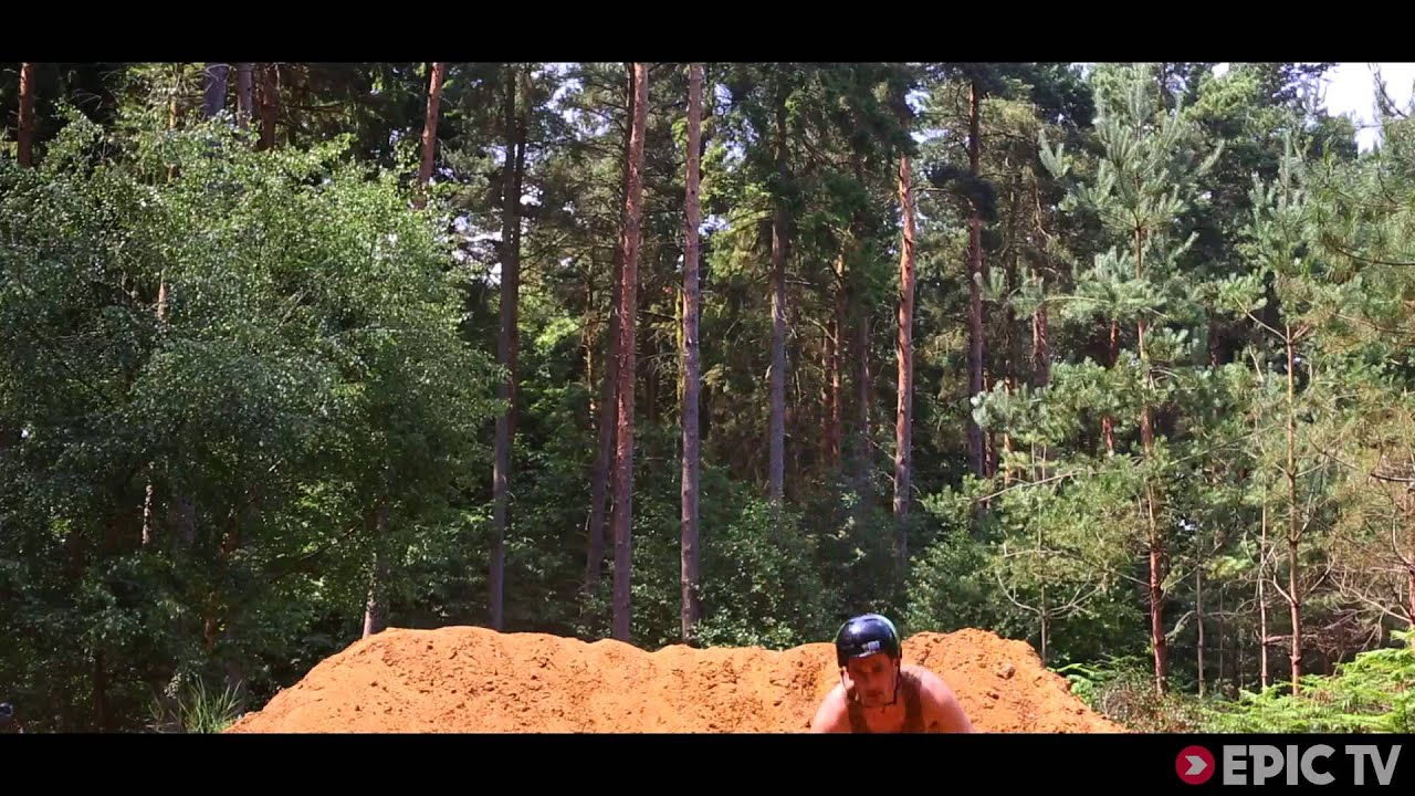 Woburn Sands Is the UK's Grittiest MTB Park, Literally | United Kingdom of Dirt, Ep. 2