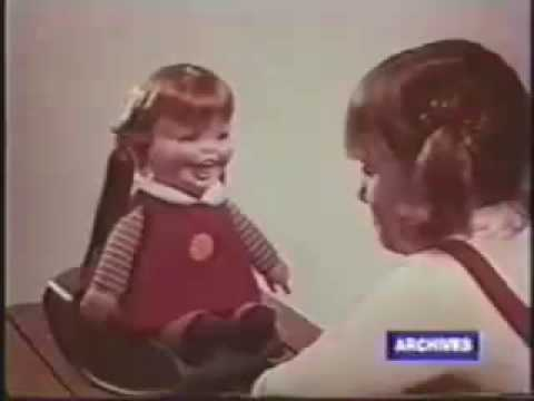 Viral of the Day: The Creepiest Doll Commercials Ever