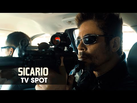 Sicario (TV Spot 'Weapon')