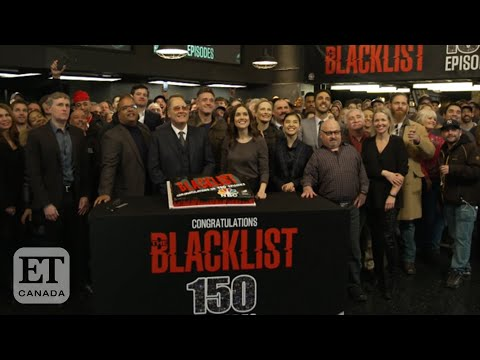 'The Blacklist' Celebrates 150 Episodes