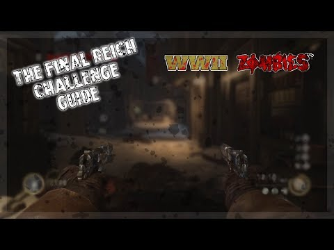 Mountaineer The Final Reich Challenge Guide (COD WW2 Zombies) (видео)