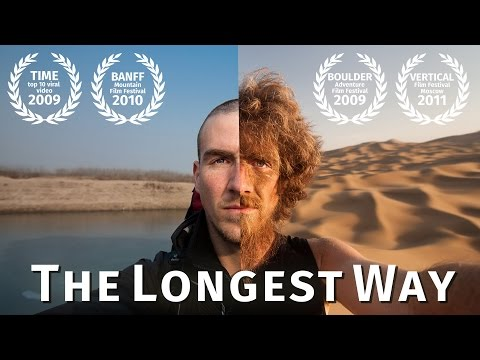 The Longest Way 1.0 - one year walk/beard grow time lapse