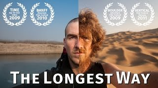 The Longest Way 1.0 - walk through China and grow a beard! - a photo every day timelapse - YouTube
