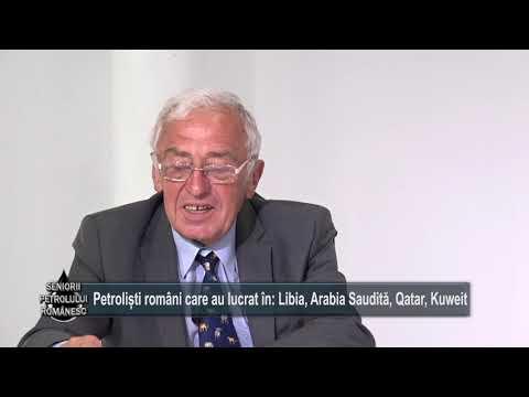 Seniorii Petrolului Românesc Adrian Comanoiu 07 07 2018