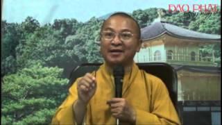 Kinh quán vô lượng thọ 4 - Điều kiện và chín phẩm vãng sinh - Nhật Từ