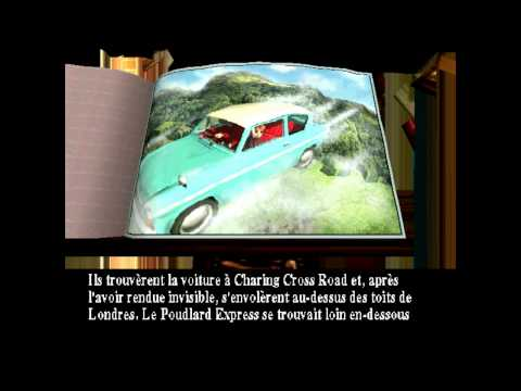 Harry Potter et la Chambre des Secrets Playstation 2