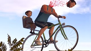 Video 【DE Jun】快樂輪子3D!? (HAPPY WHEELS - Guts and Glory)膽量與榮耀!!! MP3, 3GP, MP4, WEBM, AVI, FLV September 2017