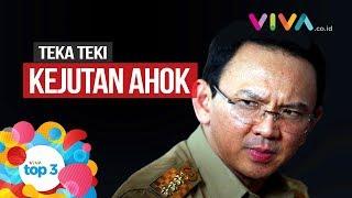 Video VIVA Top3: Kejutan Ahok, Pengganti Sandiaga Uno & Indonesia Vs Palestina MP3, 3GP, MP4, WEBM, AVI, FLV Mei 2019