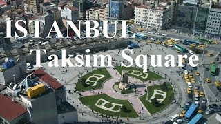 Taksim Turkey  City new picture : Turkey/İstanbul (Walking tour:Taksim Square) Part 59