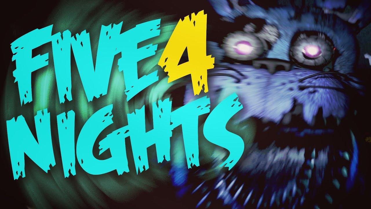 EL MAS TERRORIFICO DE TODOS   Five Nights at Freddy's 4 #rubius #rubiusomg