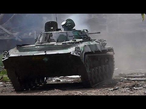 Μεγάλες απώλειες για τις Ένοπλες Δυνάμεις του Κιέβου στην Ανατολική Ουκρανία