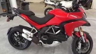 9. 2010 Ducati Multistrada 1200