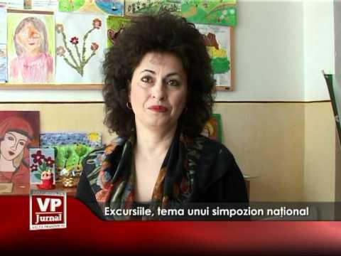 Excursiile, tema unui simpozion naţional