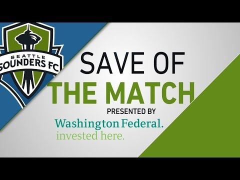 Video: Washington Federal Save of the Match: Stefan Frei halts Sutter's attempt on goal