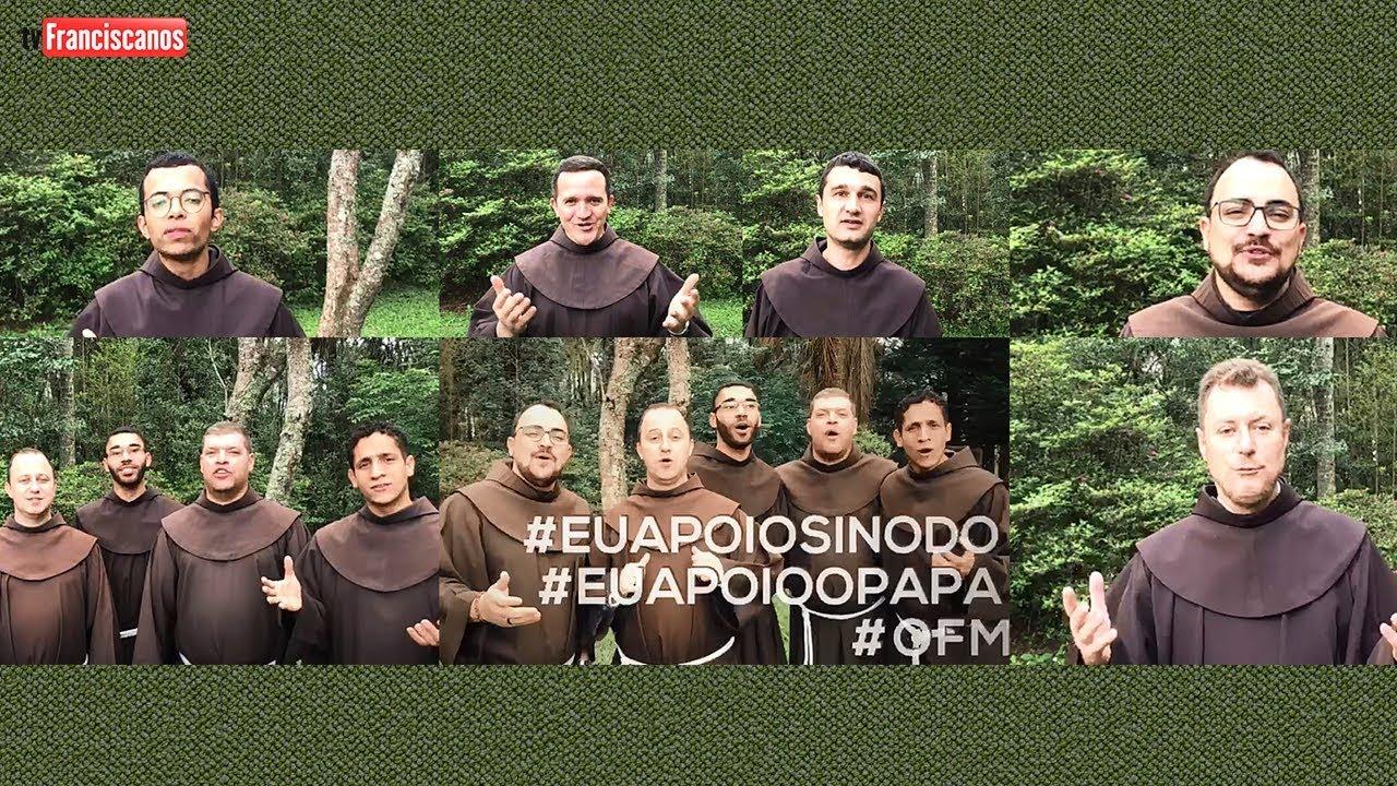 [Oração pelo Sínodo da Amazônia – #EuApoioOSinodo]