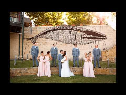 Natalie and Jonathon's Wise Winery Wedding Photos in Dunsborough