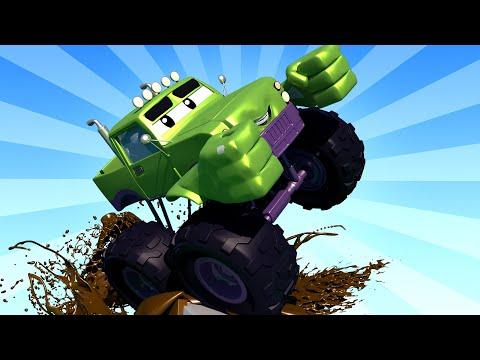 Малярная Мастерская Тома - Спецвыпуск Мстители: Марли Халк - детский мультфильм