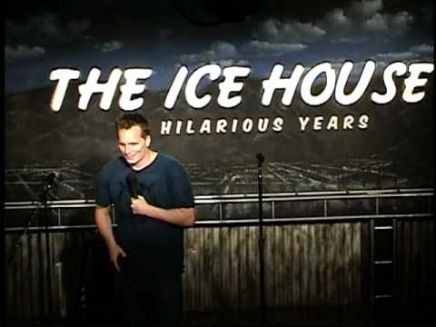 ADAM HUNTER Stand Up Comedy