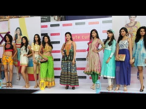 Shruti Hassan As A Show Stopper For The Brand 'Haute Curry'